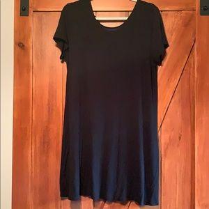 Mossimo women's T-shirt dress size large